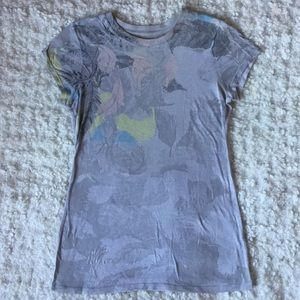 Armani exchange short sleeved T-shirt